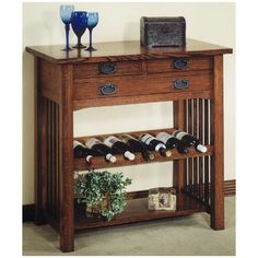 Servers :: Mission Wine Console