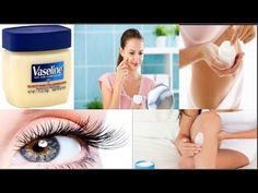 9 Usos De La Vaselina En Tu Belleza Que No Podrás Creer! - Salud Sana