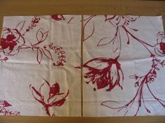 How To Make Simple Envelope Cushion Covers