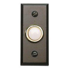 Atlas Homewares Mission Collection Doorbell - 516898