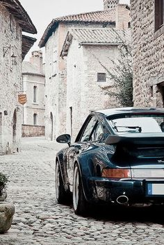 Porsche 964 Turbo - Bad Boys, Bad Boys, What you gonna do, what you gonna do when they come for you?