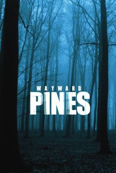 Wayward Pines is an upcoming Fox television series based on the novel Pines by Blake Crouch. The series stars Matt Dillon as a U.S. Secret Service agent investigating the disappearance of two federal agents in a mysterious small Idaho town. He soon learns that he may never get out of Wayward Pines alive.