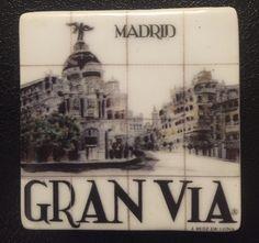 Gran Vía / Madrid - España
