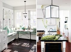 When putting together a lighting concept for a client's Cape Cod style kitchen I was really stuck with the li...