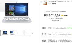 Notebook Samsung Expert X31 Intel Core 6 i5 8GB 1TB LED Full HD 156''  Placa de Vídeo GeForce 940M 2GB << R$ 247499 >>