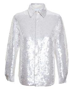 ASHISH   Sequinned Shirt