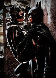 Batman - Gatubela.......Michele Pheiffer la mejor gatubela!