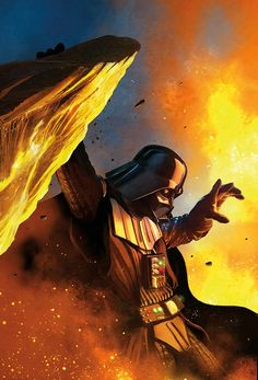 Comics Crux- Dark Horse Is Returning To Star Wars: Dark Times With A Spark Remains #DarthVader #StarWars