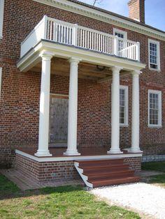 Building the Porches Family Homes, Home And Family, Gazebo, Pergola, Spring Grove, Living Etc, Side Porch, Plantation Homes, Mount Pleasant