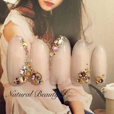 "322 Likes, 3 Comments - Natural Beauty(ナチュラルビューティー) (@naturalbeauty.s) on Instagram: ""#ネイル#ネイルサロン#nail#ネイルデザイン #ネイルアート#福岡ネイルサロン #ネイルサロン福岡#大人かわいいネイル #大人女子#大人女子ネイル#大人ネイル…"""