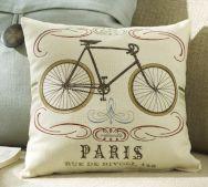 antique-style cushion