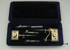 Zubehör für Zirkelkasten , Spitta & Leutz , Berlin , Verwendungszweck ? | eBay