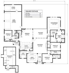 Love Floor Plan, 4600 Sq. Ft., Needs Larger 4th Br And Chng