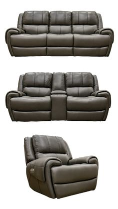 Create a casual relaxing environment in your home with the addition of this power reclining sofa. This sofa features high-density bucket seat cushions, divided back cushions for lumbar support and wrap-around padded pillow arms promising comfort as you enjoy this piece. The power reclining mechanism and adjustable headrests can be operated independently for a completely customized position. Equipped with a USB port on each power control, you won't have to go far to charge your devices.