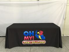 Custom tablecloths are our specialty, and with over 15 options to choose from you can be sure we have one to suit your needs 👍 Custom Tablecloths, Trade Show, Suits You, Autumn, Fall, Custom Fabric, Toy Chest, Vancouver, Storage Chest