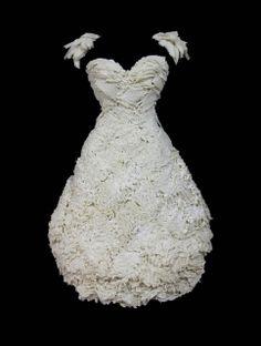 Innova Design: Delicious Dress of Bread.