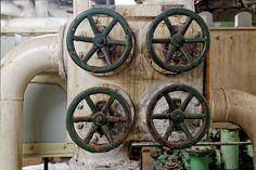 Machine room SS Rotterdam II | Flickr - Photo Sharing!