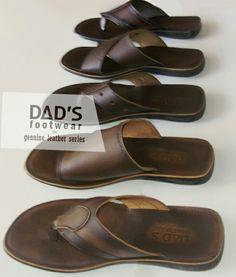 DAD'S footwear genuine handmade leather by dadang c subarna