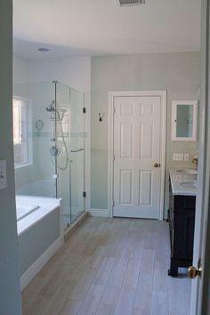 Shop style selections leonia sand glazed porcelain indoor for Bathroom remodel under 10000
