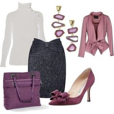 Thirty one vary you versatile bag in plum for the working gal.