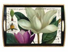 Michel Design Works Holz-Tablett Magnolia