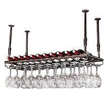 Image result for decorative ceiling storage Ceiling Storage, Ceiling Decor, Ceiling Lights, Projector Stand, Wine Glass Holder, Kitchen Shelves, Wine Rack, Chandelier, Bar