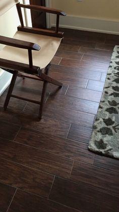 Floor Tiles That Look Like Hand Scraped Wood Hand