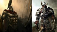 Full Documentary Films - History of The Spartans and The Vikings - Disco...
