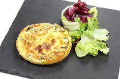 Champignons-Tartes - ein schnelles und leckeres Abendessen nicht nur für Veggies