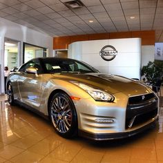 45th Anniversary Gold Edition GTR in stock now!