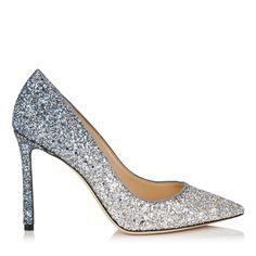 d019fa23736 Jimmy Choo Romy 100 Glitter Pumps-Kate Middleton - Dress Like A Duchess Kate  Middleton