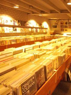 Sounds Venlo (Nederland) Record Store
