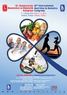 IX. Uluslararası Beslenme ve Diyetetik Kongresi / IX. International Nutrition and Dietetics Congress: http://www.tumkongreler.com/kongre/ix-uluslararasi-beslenme-ve-diyetetik-kongresi-ix-international-nutrition-and-dietetics-congr #diet #nutrition #ankara