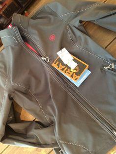 Ariat Solan Softshell Jacket | The Tack Shoppe of Collingwood