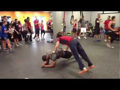 Partner Workouts - Circuit Exercise Ideas - YouTube