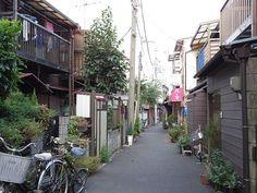 Yanaka, Taito city, Tokyo 谷中