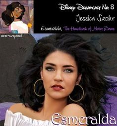esmeralda disney makeup - Google Search