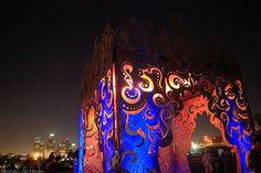 Holding Flame, LA Decompression by laurenlemon, via Flickr - 2009 - http://www.flickr.com/photos/renolauren/4073137894/