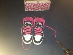 Twitter / AmyAliceEliz: New Shoes #vans #hellokitty @schuhshoes