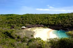 Jeeva Beloam Resort, Lombok is a Beautiful Eco Escape Hidden in its own private beach in the middle of the national park