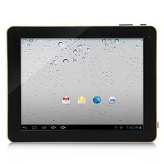 Meiying M1 - Dual Core Android 4.1 Tablet con schermo with 9.7 Inch Capacitive Touchscreen(16GB, Camera 2MP, 1.66GHz,8000mA)   – EUR € 140.24
