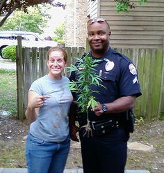 Roll it up officer