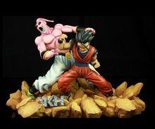 MODEL FANS VKH Dragon Ball Z 33cm Son Gohan VS evil Majin Buu gk resin action figure toy for Collection //Price: $US $330.75 & Up to 18% Cashback on Orders. //     #homedecor