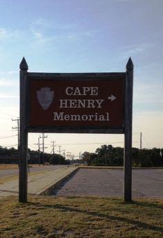 Cape Henry Memorial National Park