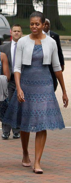 Barack obama style of dress