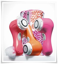 Clarisonic Mia 2. Yay, I just got mine for Christmas, I can't wait to use it! I have learned...now is the time to protect and care for our skin!