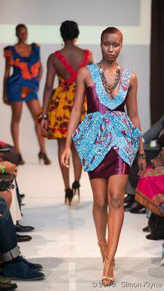 African Women Fashion By Cote Minou