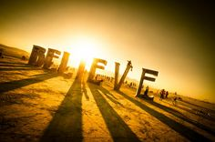 Believe in Burning Man by Trey Ratcliff on 500px