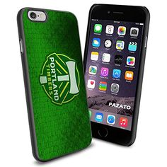 Soccer MLS PORTLAND TIMBERS SOCCER CLUB FOOTBALL FC, Cool iPhone 6 Smartphone Case Cover Collector iPhone TPU Rubber Case Black 9nayCover http://www.amazon.com/dp/B00UKVMX7W/ref=cm_sw_r_pi_dp_G8Psvb03QCPMT