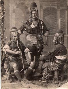 yingce:  Ottoman Bachi-bouzouks, Ottoman Empire 1875